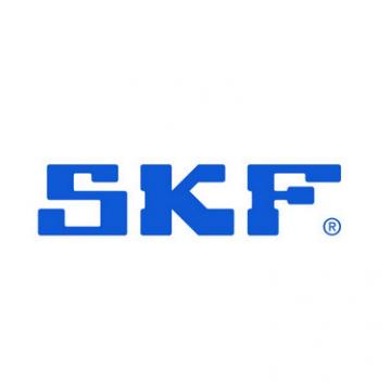 SKF SSAFS 22517 SAF and SAW pillow blocks with bearings on an adapter sleeve