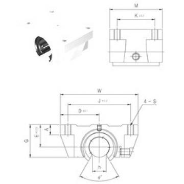 linear bearing shaft TBR16UU Samick