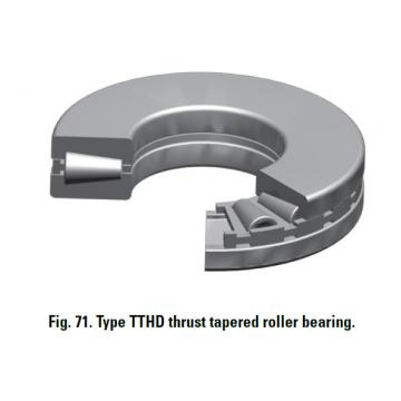 TTHD THRUST ROLLER BEARINGS N-3259-A