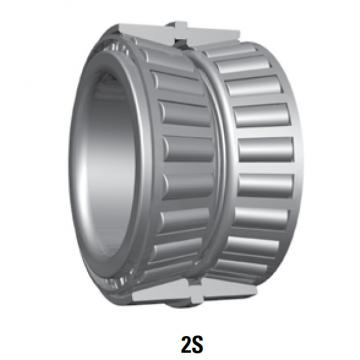 Tapered Roller Bearings double-row Spacer assemblies JM207049 JM207010 M207049XS M207010ES K518779R