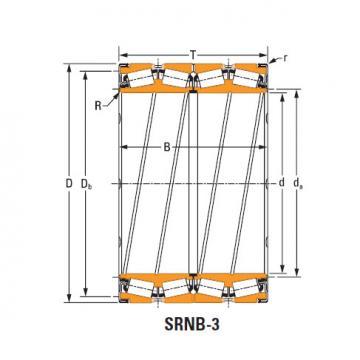 Timken Sealed roll neck Bearings Bore seal 1440 O-ring