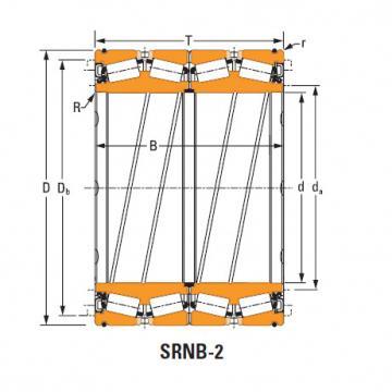 Timken Sealed roll neck Bearings Bore seal k161682 O-ring