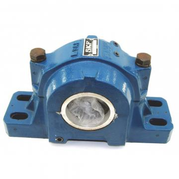 SKF SSAFS 22515 x 2.3/8 T SAF and SAW pillow blocks with bearings on an adapter sleeve