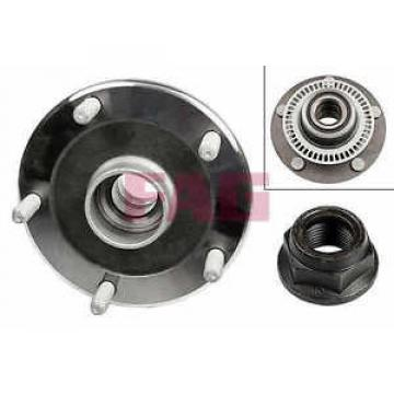 FORD TRANSIT 2.0D Wheel Bearing Kit Rear 00 to 06 713678660 FAG Quality New