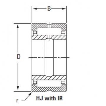 Timken ROLLER BEARING HJ-729640