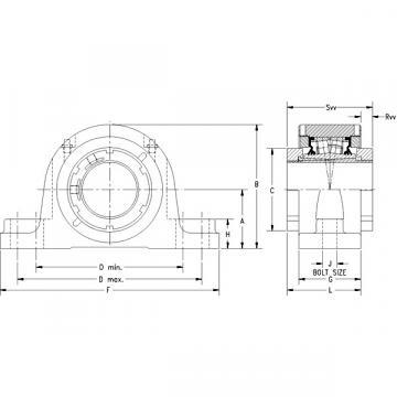Timken TAPERED ROLLER QVVPL22V312S
