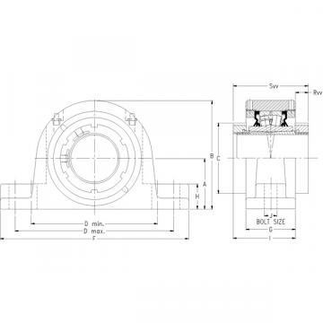 Timken TAPERED ROLLER QVVPA26V110S