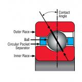 Thin Section Bearings Kaydon NC080AR0